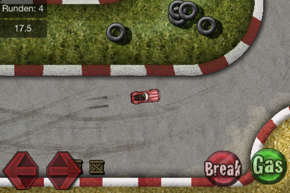 Screenshot b2b PR Car Racer